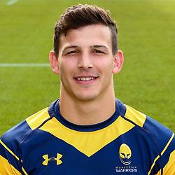Ryan Mills of Worcester Warriors - Mandatory by-line: Robbie Stephenson/JMP - 25/08/2017 - RUGBY - Sixways Stadium - Worcester, England - Worcester Warriors Headshots