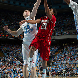 2011-12-19 Nicholls State at North Carolina basketball