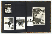 Japan 1950s 1960s family photo album