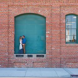 Go West Foto Wedding Photography Portfolio -- Downtown Sacramento, California
