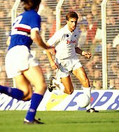 15.12.1985.Massimo Filardi - SSC Napoli.©Juha Tamminen