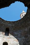 Split, Dalmatie, Croatie.