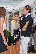 JADE WILLIAMS; ZARA MARTIN; OTIS FERRY, The Veuve Clicquot Gold Cup Final.<br /> Cowdray Park Polo Club, Midhurst, , West Sussex. 15 July 2012.