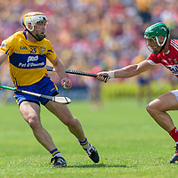Clare's Conor McGrath V Cork's Eoin Cadigan
