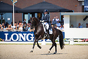 Franka Loos - George Clooney<br /> FEI World Championships Young Dressage Horses 2018<br /> © DigiShots