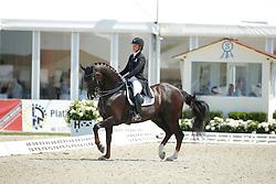 jKasprzak Anna, (DEN), Donnperignon <br /> Grand Prix Special<br /> CDIO Hagen 2015<br /> © Hippo Foto - Stefan Lafrentz<br /> 11/07/15