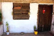 House in Bauta, Artemisa, Cuba.