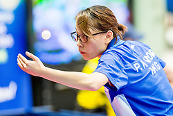 (HKG) WONG Pui Kei in action during 15th Slovenia Open - Thermana Lasko 2018 Table Tennis for the Disabled, on May 10, 2018 in Dvorana Tri Lilije, Lasko, Slovenia. Photo by Ziga Zupan / Sportida