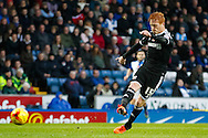 Ryan Woods of Brentford during the Sky Bet Championship match between Blackburn Rovers and Brentford at Ewood Park, Blackburn<br /> Picture by Mark D Fuller/Focus Images Ltd +44 7774 216216<br /> 07/11/2015