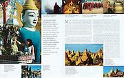 "TEARSHEET: ""Burma"" by Heimo Aga, Mercedes."