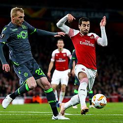 Arsenal v Sporting Lisbon