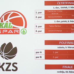 20130124: SLO, Basketball - Press conference of Slovenian Spar cup 2013