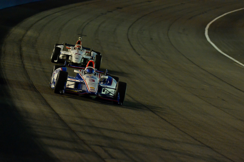 Helio Castroneves, Auto Club Speedway, Fontana, CA USA 8/30/2014