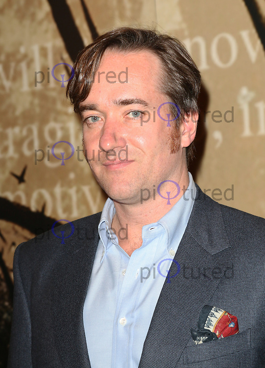 Matthew MacFadyen, Specsavers Crime Thriller Awards, Grosvenor House Hotel, London UK, 24 October 2014, Photo by Richard Goldschmidt
