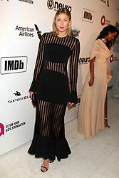February 24, 2019 - West Hollywood, CA, USA - LOS ANGELES - FEB 24:  Maria Sharapova at the Elton John Oscar Viewing Party on the West Hollywood Park on February 24, 2019 in West Hollywood, CA (Credit Image: © Kay Blake/ZUMA Wire)