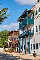 Tanzanie, archipel de Zanzibar, ile de Unguja (Zanzibar), ville de Zanzibar, quartier Stone Town classe patrimoine mondial UNESCO, Zanzibar conservation Center // Tanzania, Zanzibar island, Unguja, Stone Town, unesco world heritage, Zanzibar conservation Center