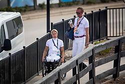 Den Dulk Nicole, Hosmar Frank, NED, <br /> World Equestrian Games - Tryon 2018<br /> © Hippo Foto - Sharon Vandeput<br /> 21/09/2018