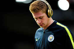 Kevin De Bruyne of Manchester City arrives at Rodney Parade prior to kick off - Mandatory by-line: Ryan Hiscott/JMP - 16/02/2019 - FOOTBALL - Rodney Parade - Newport, Wales - Newport County v Manchester City - Emirates FA Cup fifth round proper