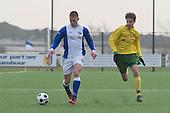 Blauw Wit '34 1 - de Walde 1 (29-11-2014)