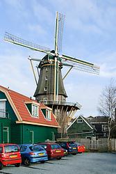 Aalsmeer, Noord Holland, Netherlands, Molen de Leeuw