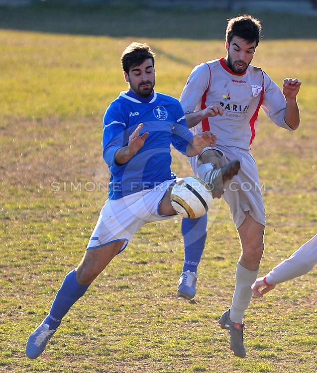 Udine, 03 marzo 2013..Calcio - Dilettanti..Ancona vs Cormonse 0-1..© Foto Simone Ferraro.
