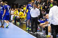 Patrice Canayer - 11.03.2015 - Tremblay / Montpellier - 18eme Journee de Division 1 <br /> Photo : Anthony Dibon / Icon Sport