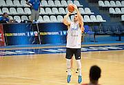 DESCRIZIONE : Qualificazioni EuroBasket 2015 - Allenamento <br /> GIOCATORE : Stefano Gentile<br /> CATEGORIA : nazionale maschile senior A <br /> GARA : Qualificazioni EuroBasket 2015 - Allenamento<br /> DATA : 12/08/2014 <br /> AUTORE : Agenzia Ciamillo-Castoria
