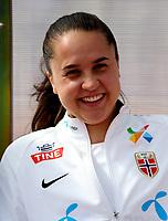 International Women's Friendly Matchs 2019 / <br /> Womens's Algarve Cup Tournament 2019 - <br /> China v Norway 1-3 ( Municipal Stadium - Albufeira,Portugal ) - <br /> Heidi Ellingsen of Norway
