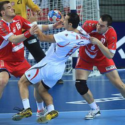 20090121: Handball - World Championship, Poland vs Tunisia