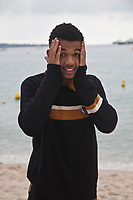 Actor Juan Paiva at Sick, Sick, Sick (Sem Seu Sangue) film photo call at the Cannes Directors' Fortnight, Friday 24th May 2019, Plage Quinzaine, C-Beach, Cannes, France. Photo credit: Doreen Kennedy