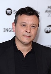 James Dean Bradfield from Manic Street Preachers arriving for the 26th Annual Music Industry Trusts Awards held at the Grosvenor House Hotel, London. Picture credit should read: Doug Peters/Empics Entertainment