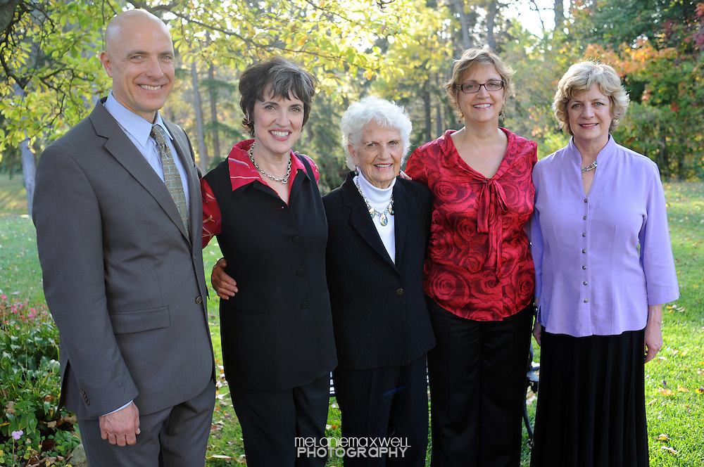 Marge Colburn's 90th birthday celebration at the Long Acre House in Farmington Hills