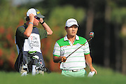 Sunghoon Kang during the first round of the Honda Classic at PGA National on March 1, 2012 in Palm Beach Gardens, Fla. ..©2012 Scott A. Miller.