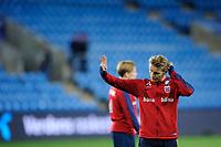 Fotball , UEFA Nations Leauge 2018 , Landskamp menn , <br /> 06.09.2018 , 20180906<br /> Norge - Kypros <br /> Martin Ødegaard vinker til publikum etter kampen<br /> Foto: Sjur Stølen / Digitalsport