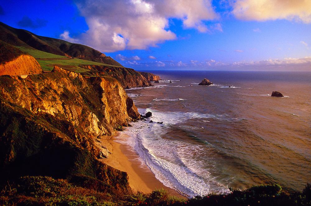 Big Sur coast, Monterey County, California