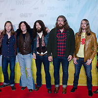 The Sheepdogs /JUNO AWARDS RED CARPET 2013