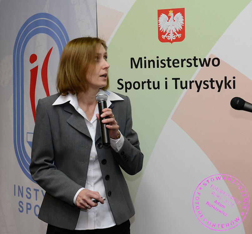 Spala 19/11/2014<br /> Konferencja trener&oacute;w szkolenia olimpijskiego<br /> Na zdj.<br /> Fot. Piotr Hawalej