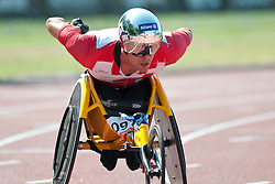 HUG Marcel, SUI, 400m, T54, 2013 IPC Athletics World Championships, Lyon, France
