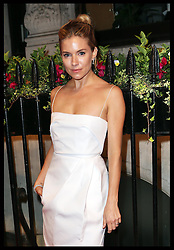 Sienna Miller arriving at the British Film Institute's  Luminous Gala in London,  Tuesday, 8th October 2013. Picture by Stephen Lock / i-Images<br /> File photo - Jude Law NOTW Hacking.<br /> Jude Law is told relative sold story of girlfriend Sienna Miller's affair with Daniel Craig. Picture filed Tuesday, 28th January 2014.
