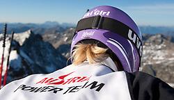 22.09.2010, Mölltaler Gletscher, Flattach, AUT, OeSV Training Moelltaler Gletscher, im Bild Michaela Kirchgasser, Ski Girl. EXPA Pictures © 2010, PhotoCredit: EXPA/ J. Groder