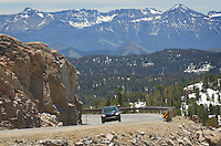 Beartooth Highway, Wyoming