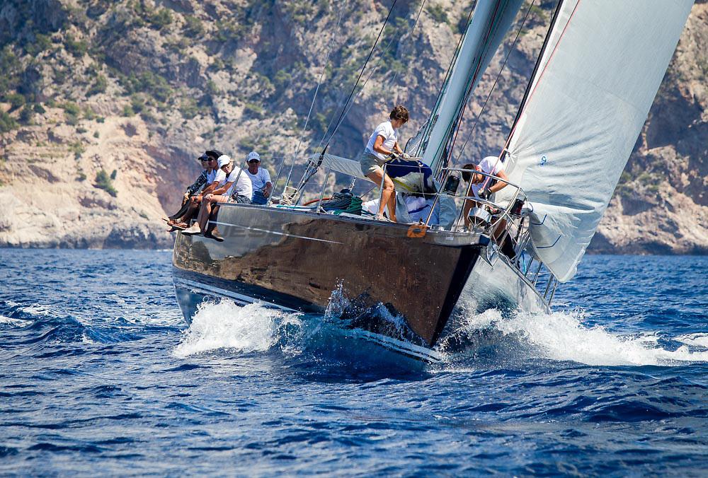 The Silver Bollard regatta 2014, Baltic yachts Rendezvous