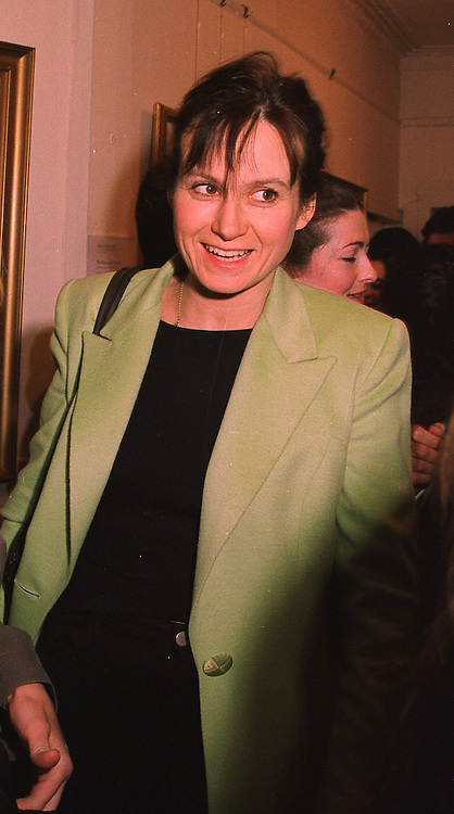 MISS CHARLOTTE BLACKER she was a leading figure in Sir James Goldsmith's bid to gain the Putney seat in the 1997 General Election, at an exhibition in London on 17th April 1998.MGC 60 WORO