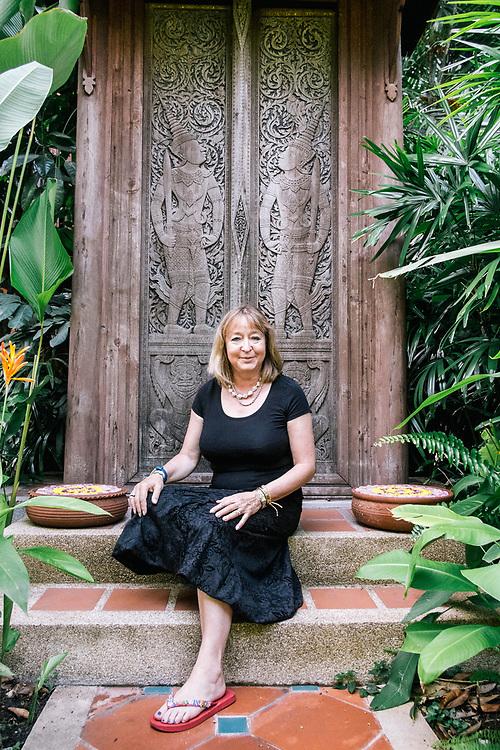 Narisa Chakrabongse owner of Mekong Villas