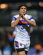 Ben Jones-Bishop of Wakefield Trinity before the Betfred Super League match at Belle Vue, Wakefield<br /> Picture by Richard Land/Focus Images Ltd +44 7713 507003<br /> 09/02/2018