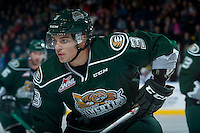 KELOWNA, CANADA - DECEMBER 30: Noah Juulsen #3 of Everett Silvertips skates against the Everett Silvertips on December 30, 2015 at Prospera Place in Kelowna, British Columbia, Canada.  (Photo by Marissa Baecker/Shoot the Breeze)  *** Local Caption *** Noah Juulsen;