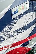 Giacomo. ANZ Sail Fiji Race start. 7/5/2014