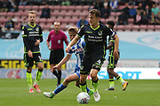 Tom Lockyer during the EFL Sky Bet League 1 match between Wigan Athletic and Bristol Rovers at the DW Stadium, Wigan, England on 16 September 2017. Photo by George Franks.