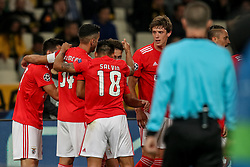 October 2, 2018 - Na - Athens, 10/2/2018 - AEK Athens FC received Sport Lisboa and Benfica at the Olympic Stadium in Athens for the second round match of the 2018/2019 Champions League. Feast of Alex Grimaldi  (Credit Image: © Atlantico Press via ZUMA Wire)