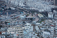 view on Algiers, capital of Algeria